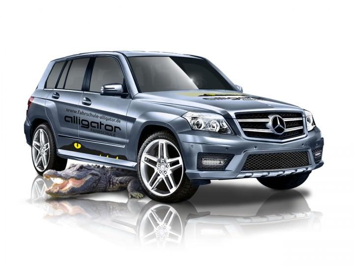 Mercedes-Benz GLK (Klasse B automatik, BE, B96)